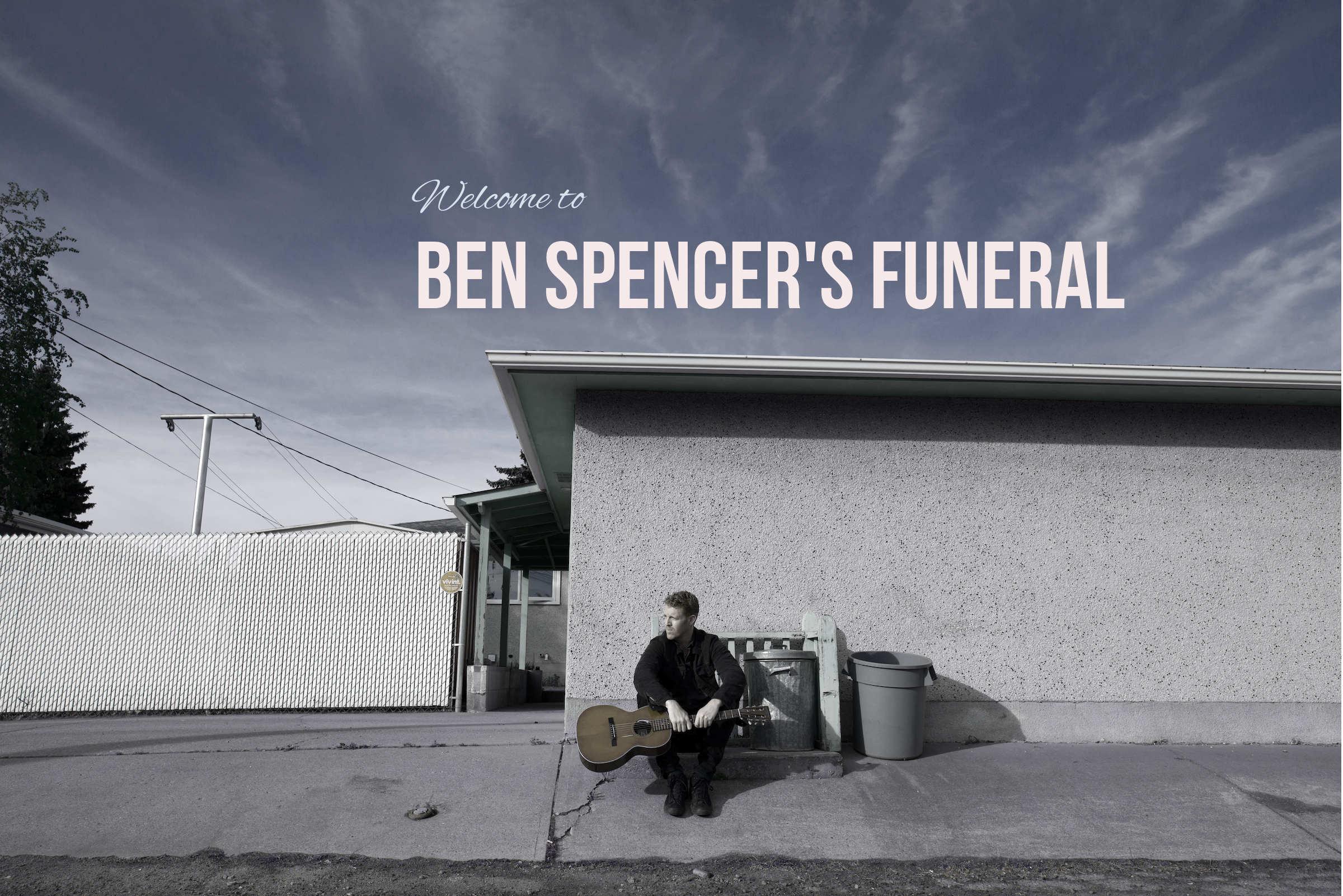 Ben Spencer's Funeral